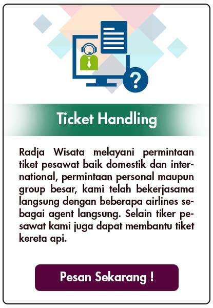TICKET HANDLING