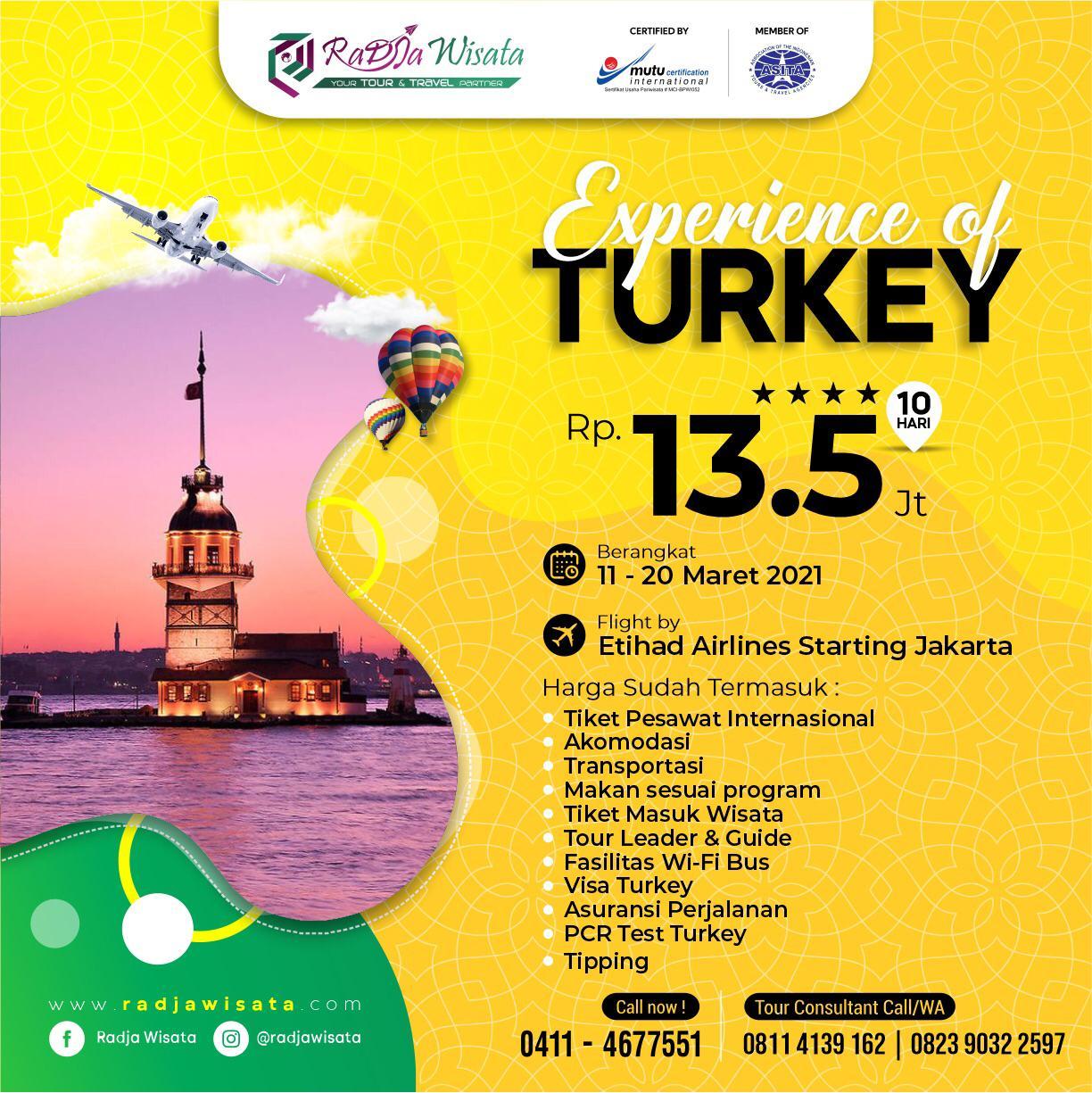 turkey maret 2021