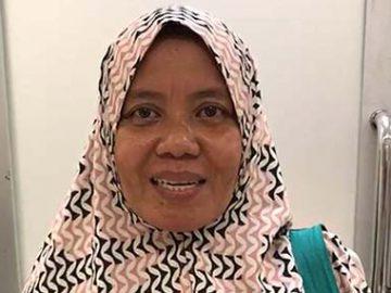 Ibu Herlina, Guru MTS Tsanawiyah Palopo